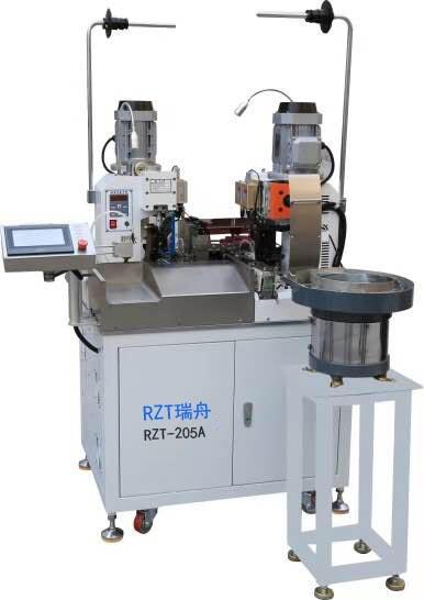 RZT-205A护套端子机