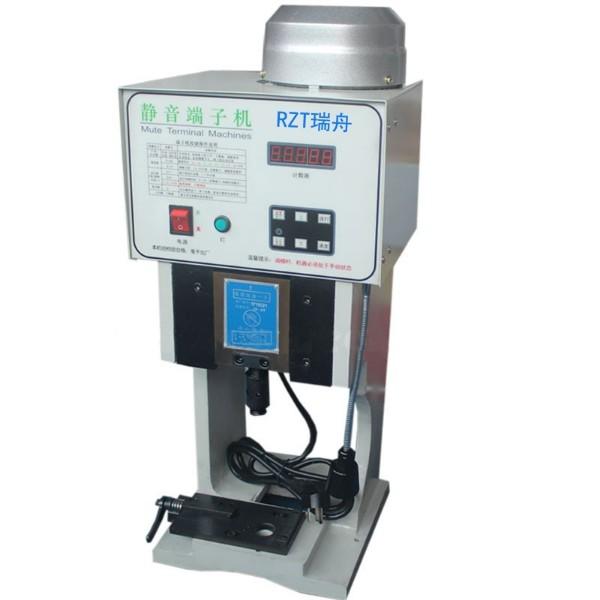东莞瑞舟自动化技术有限公司-3.0T静音半自动端子机