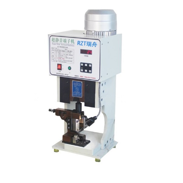 东莞瑞舟自动化技术有限公司-4.0T静音端子机