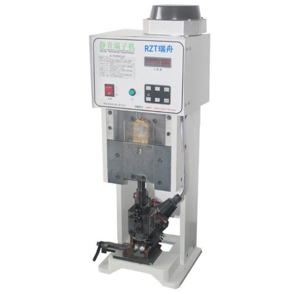 东莞瑞舟自动化技术有限公司-6.0T静音半自动端子机