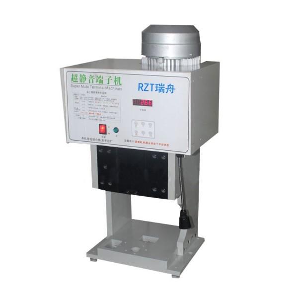 东莞瑞舟自动化技术有限公司-8.0T静音半自动端子机