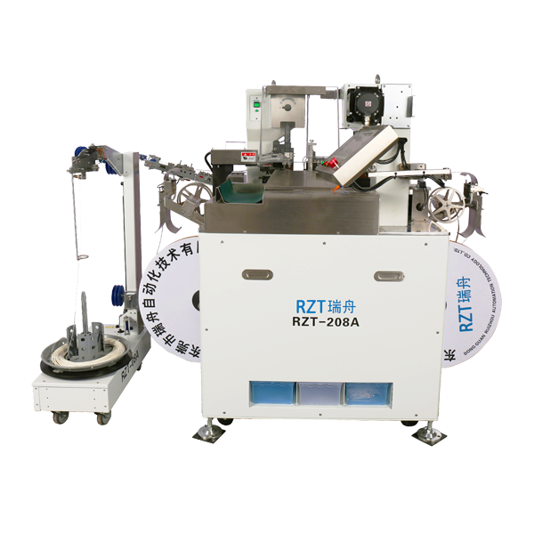 东莞瑞舟自动化--高精度双头端子机