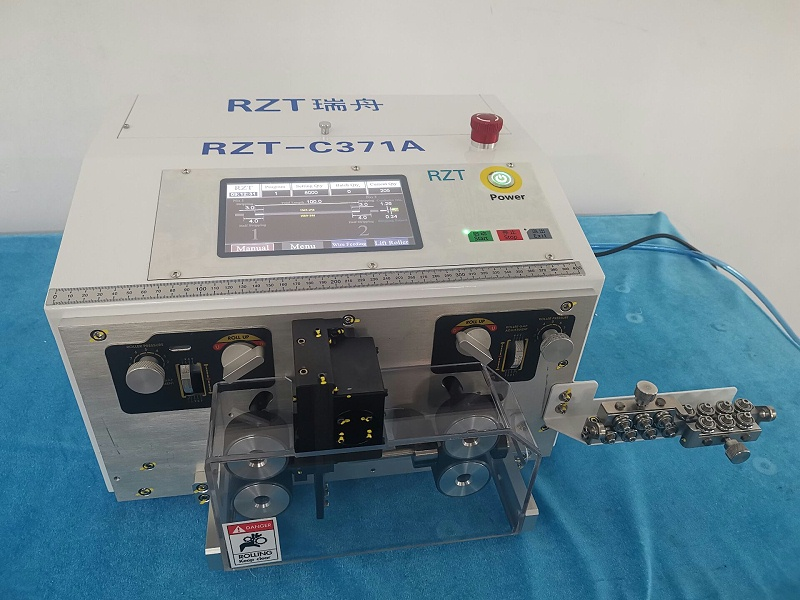 RZT瑞舟C371A剥线机