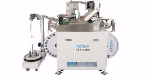 汽车线束端子压接机RZT-208A---东莞瑞舟自动化