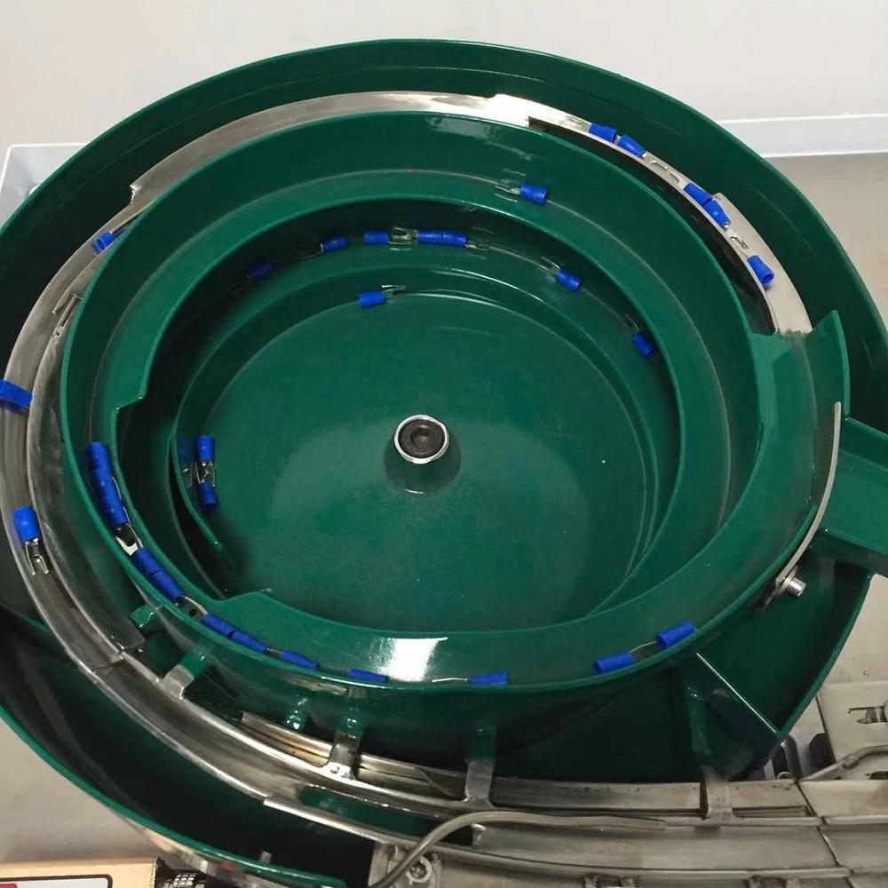 振动盘端子机散粒端子压接机